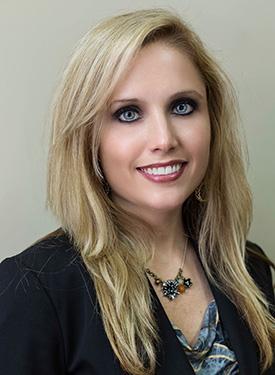 Melanie Welsch Allums headshot